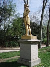 Thomas Paine, gardien de choix pour poussette