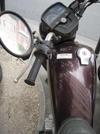 Une bonne petite moto