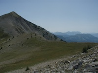 Non loin du Pic de Bernadez