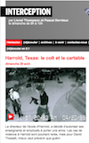 Interception - Harrold, Texas