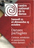 """""""Danses partagées"""" CND"""