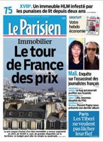 Parisien - 4 novembre 2013