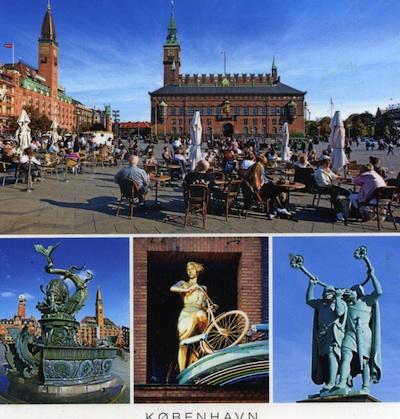 Vacances de Cécyle à... Copenhague !