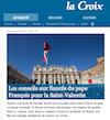 La Croix - 14 février 2014