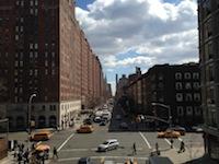 New York mars 2014