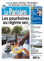 Parisien 31juillet 2014