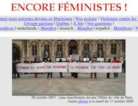 Encore féministes