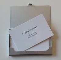 cartes visite