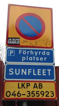 Je suis à Lund