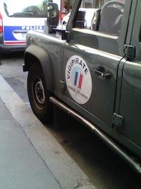 Police armée