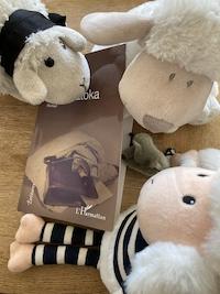 Les Mouton, Petit Agneau et Petit Koala découvrent Kito Katoka.